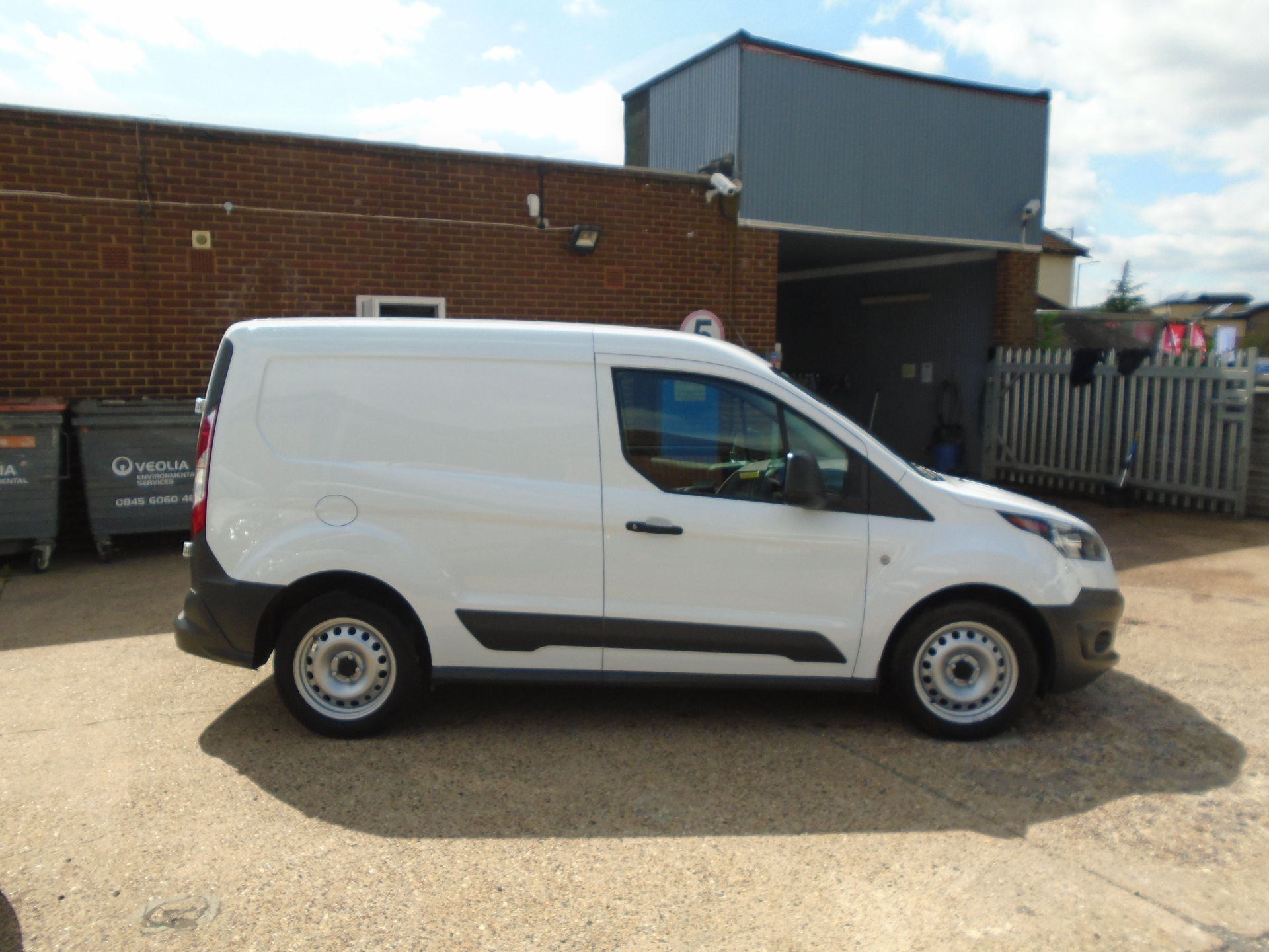 2016 Ford Transit Connect 1.5 Tdci 75Ps Van(EURO 5) (FH16KGP) Image 4
