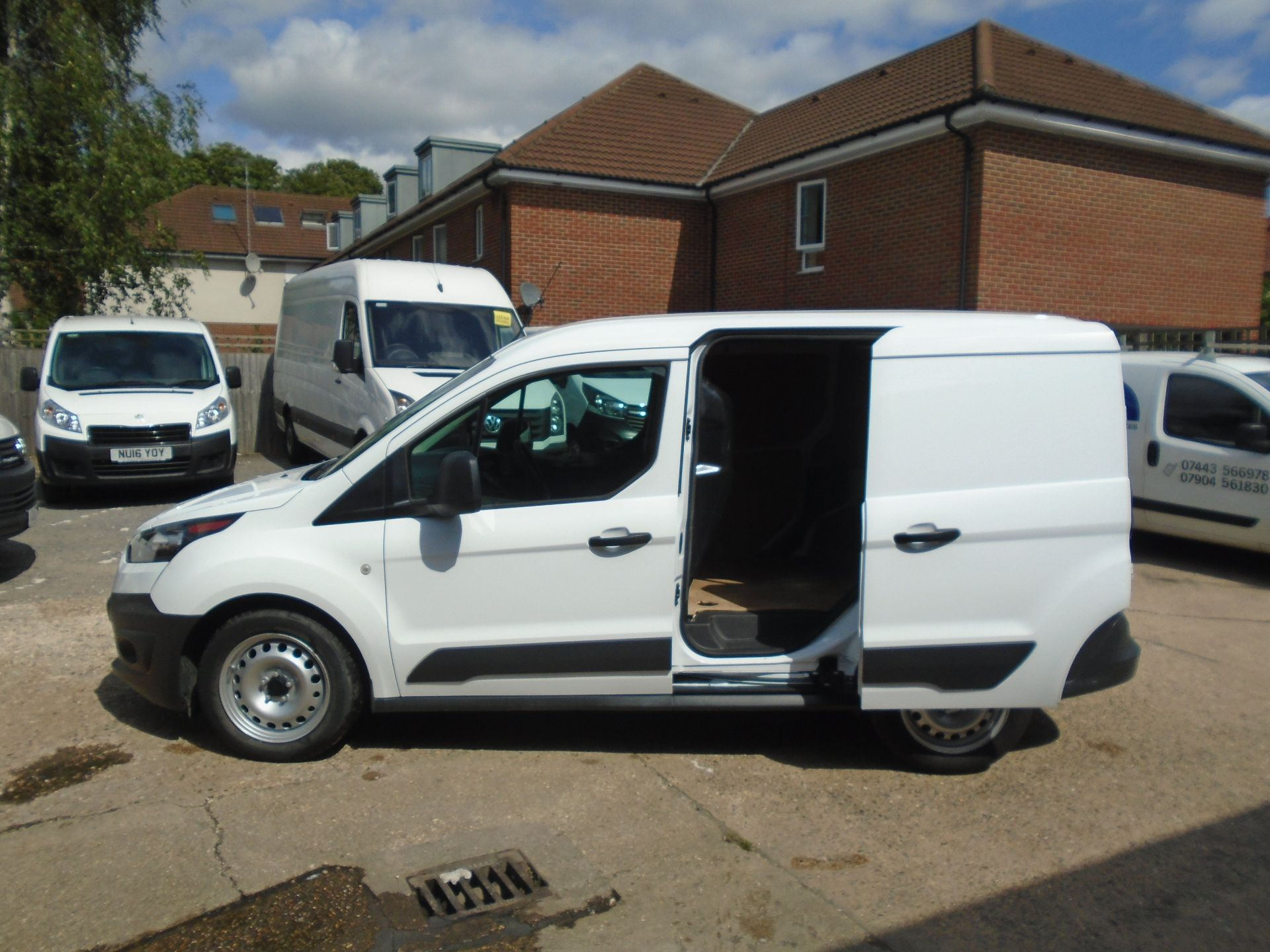 2016 Ford Transit Connect 1.5 Tdci 75Ps Van(EURO 5) (FH16KGP) Image 12