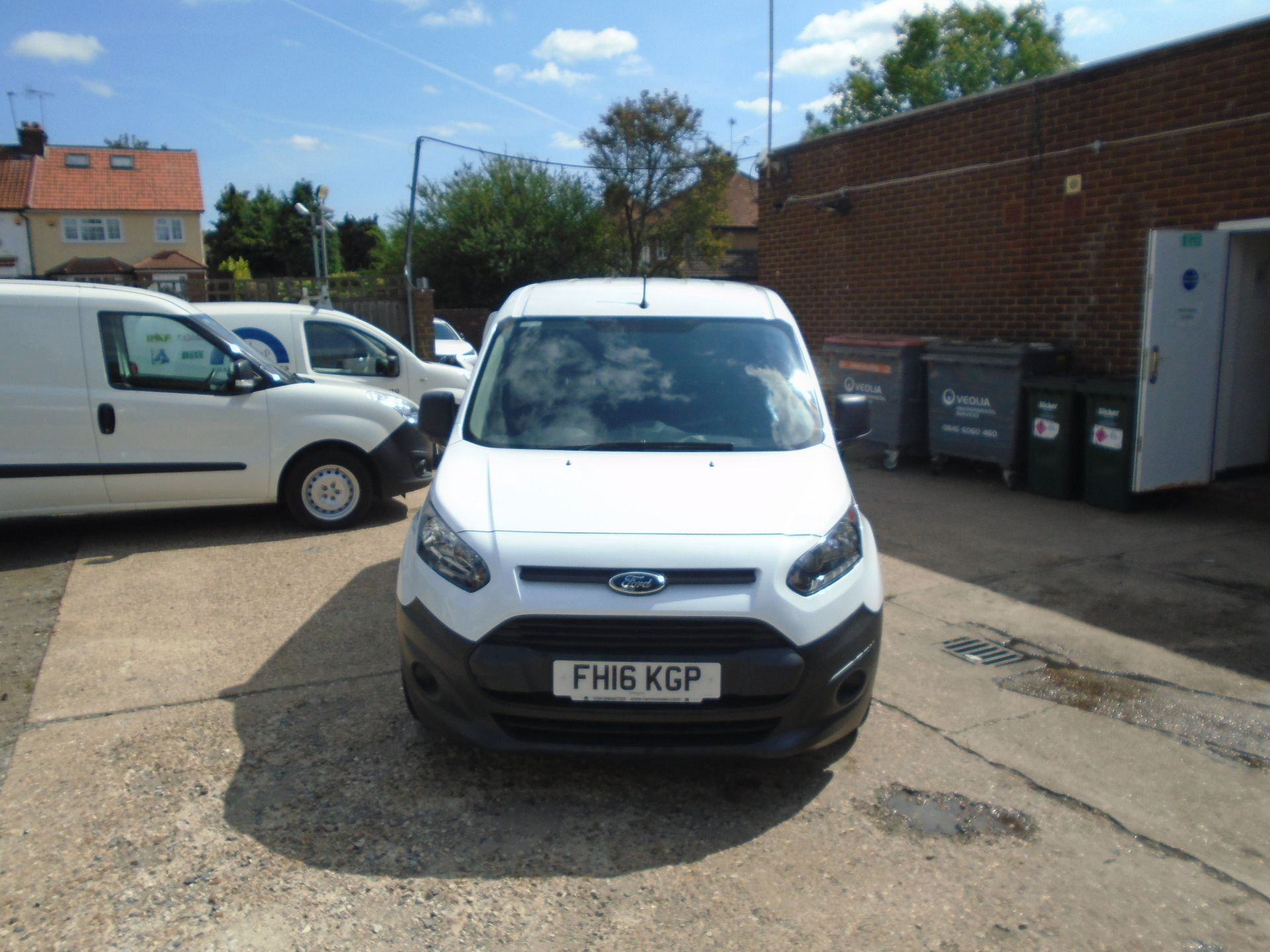 2016 Ford Transit Connect 1.5 Tdci 75Ps Van(EURO 5) (FH16KGP) Image 2