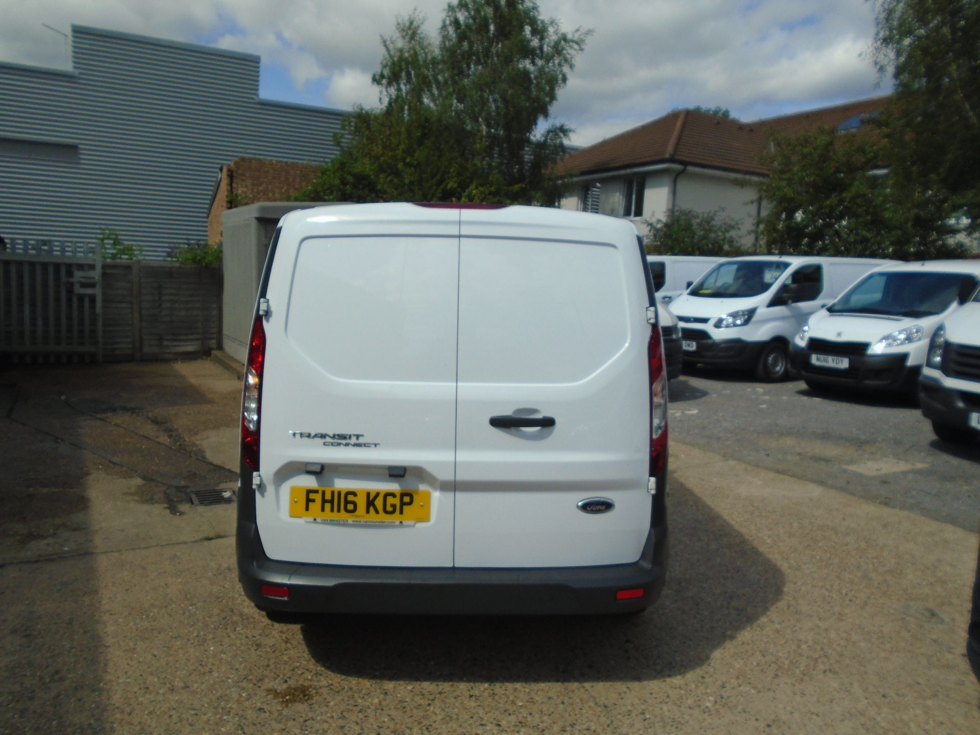 2016 Ford Transit Connect 1.5 Tdci 75Ps Van(EURO 5) (FH16KGP) Image 6