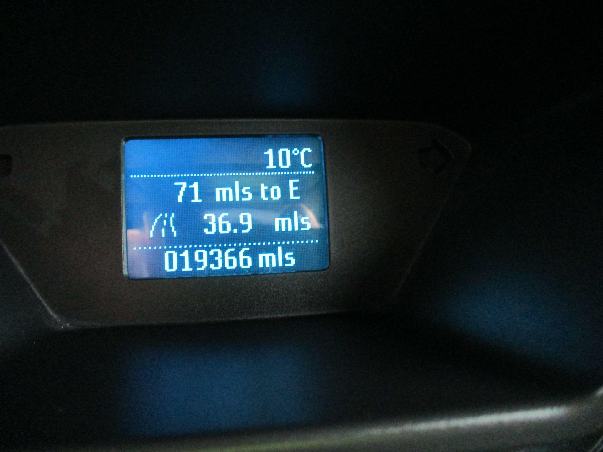 2016 Ford Transit Connect 220 L1 DIESEL 1.5 TDCI 75PS VAN EURO 6 (FH16KGX) Image 18