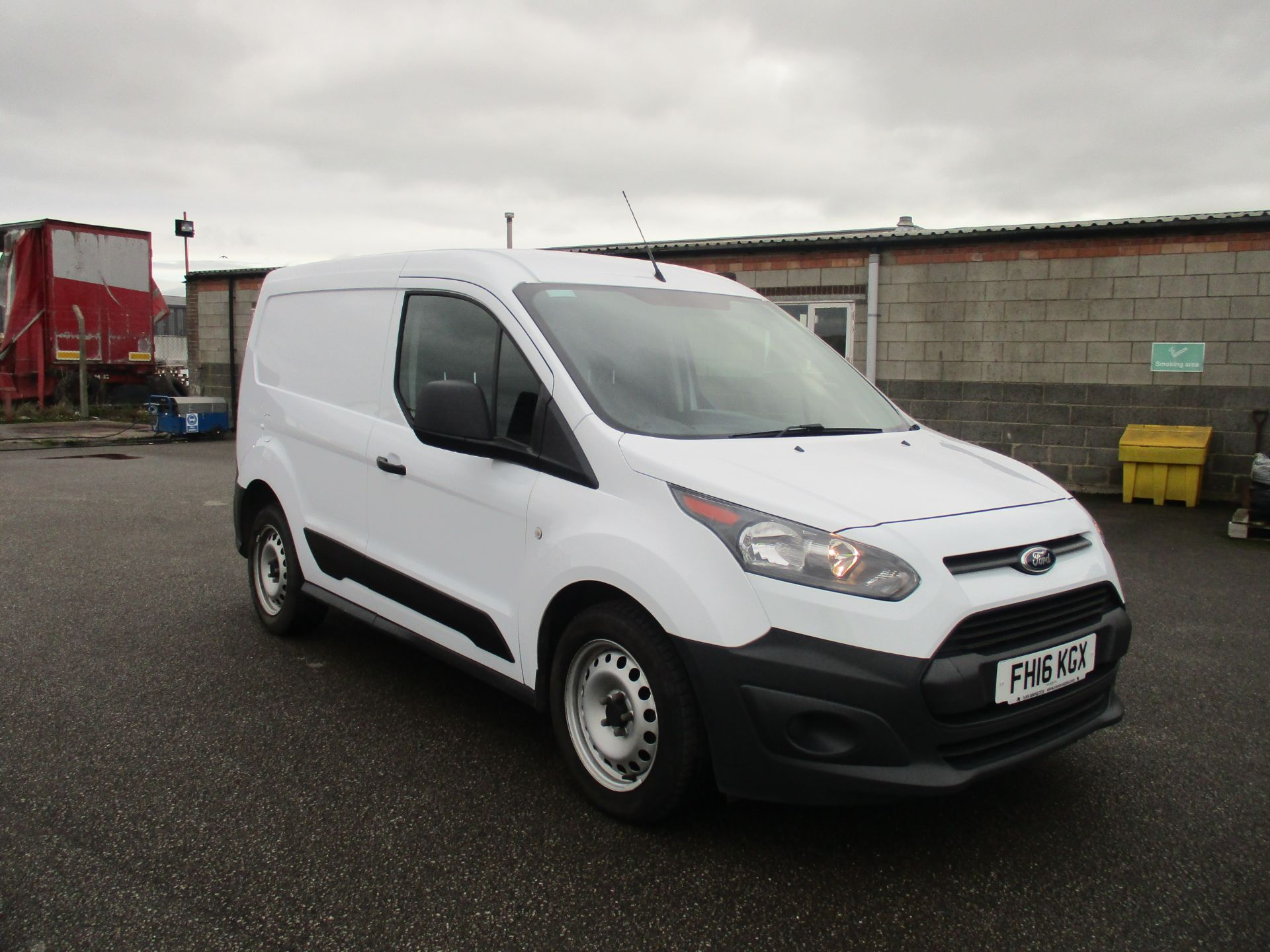 2016 Ford Transit Connect 220 L1 DIESEL 1.5 TDCI 75PS VAN EURO 6 (FH16KGX)