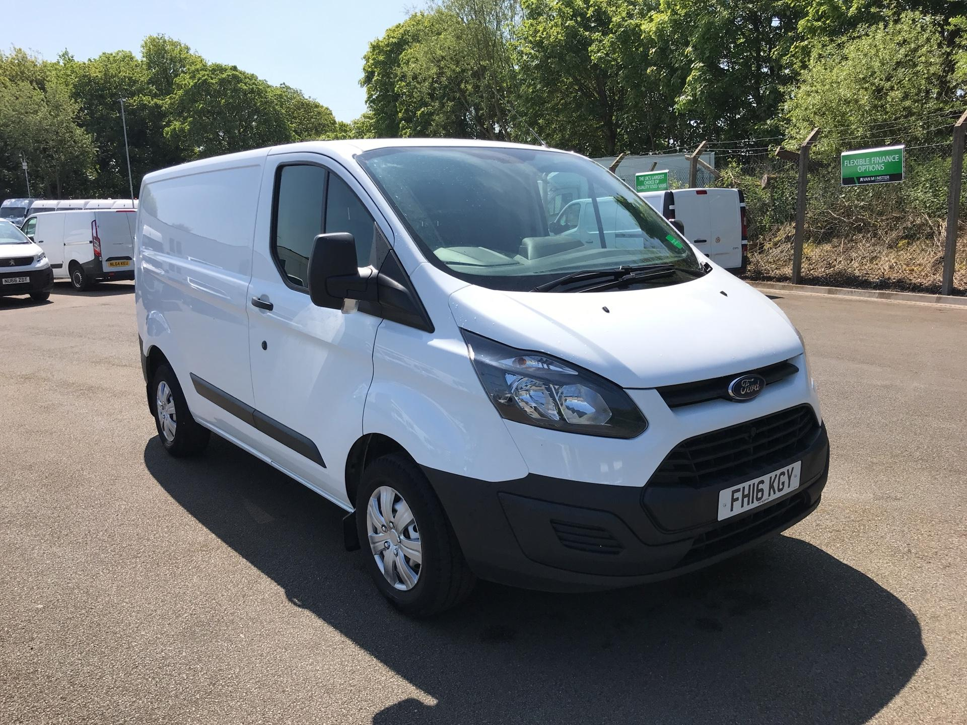 2016 Ford Transit Custom 290 L1 DIESEL FWD 2.2  TDCI 100PS LOW ROOF VAN EURO 5 (FH16KGY)