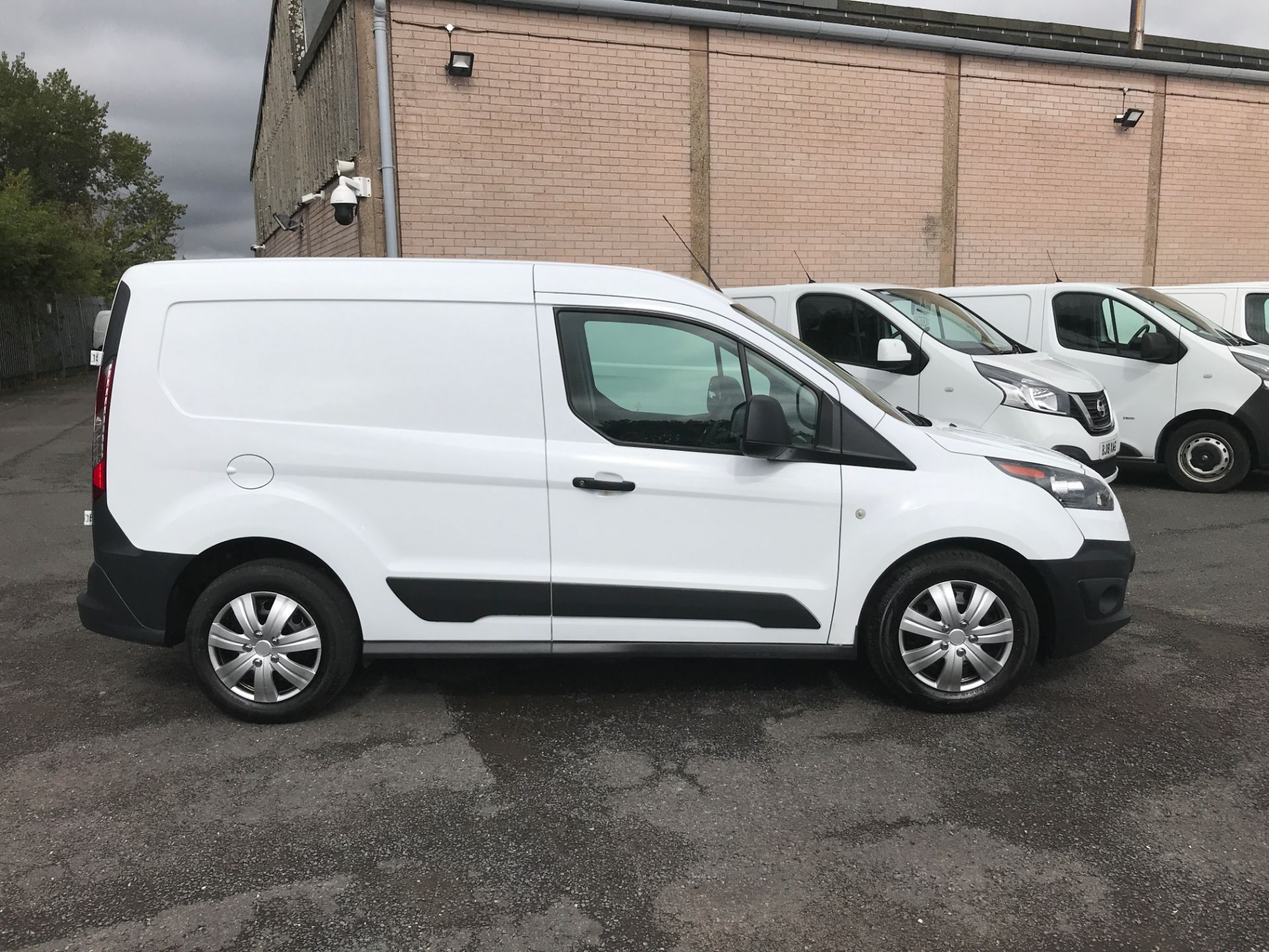 2016 Ford Transit Connect T220 L1 H1 1.5TDCI 75PS EURO 6 (FH16KHP) Image 7