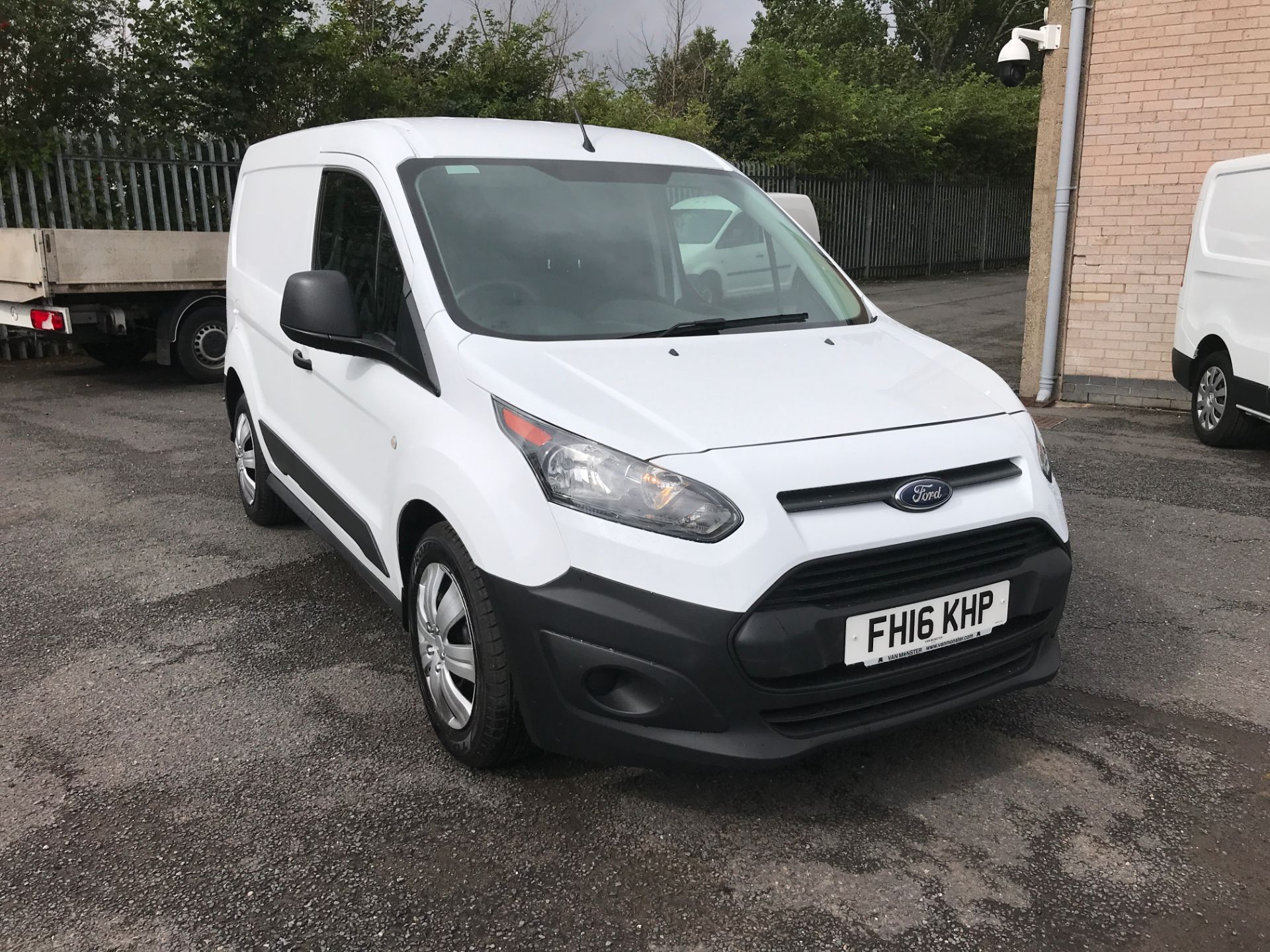 2016 Ford Transit Connect T220 L1 H1 1.5TDCI 75PS EURO 6 (FH16KHP)