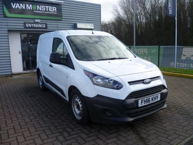 2016 Ford Transit Connect 1.5 Tdci 75Ps Van (FH16KHY)
