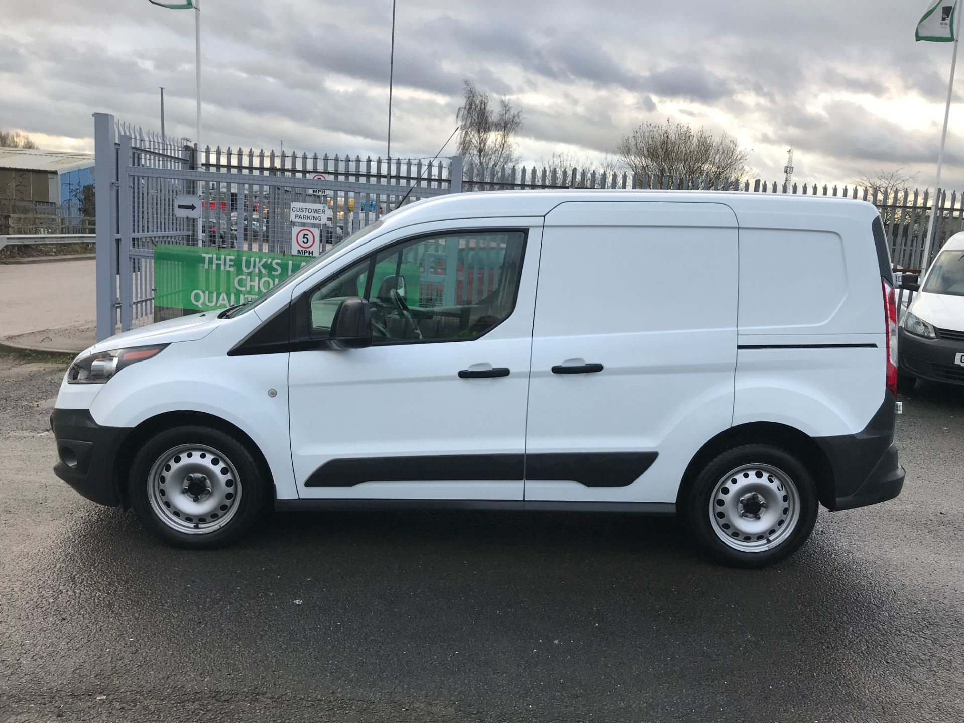 2016 Ford Transit Connect T220 L1 H1 1.5TDCI 75PS EURO 6 (FH16KJF) Image 11
