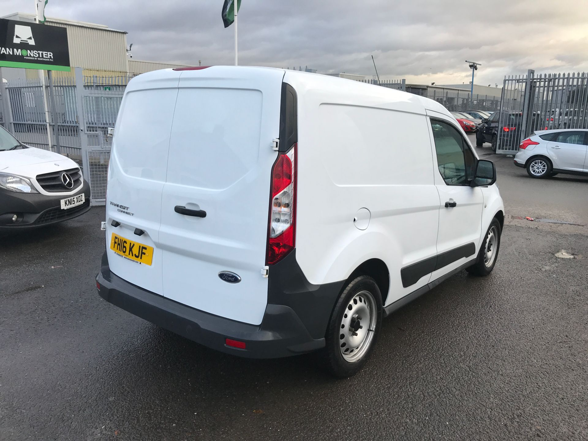 2016 Ford Transit Connect T220 L1 H1 1.5TDCI 75PS EURO 6 (FH16KJF) Image 8