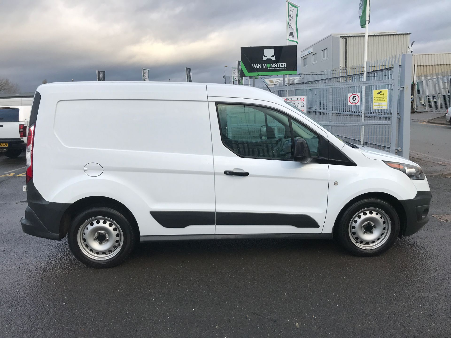 2016 Ford Transit Connect T220 L1 H1 1.5TDCI 75PS EURO 6 (FH16KJF) Image 7