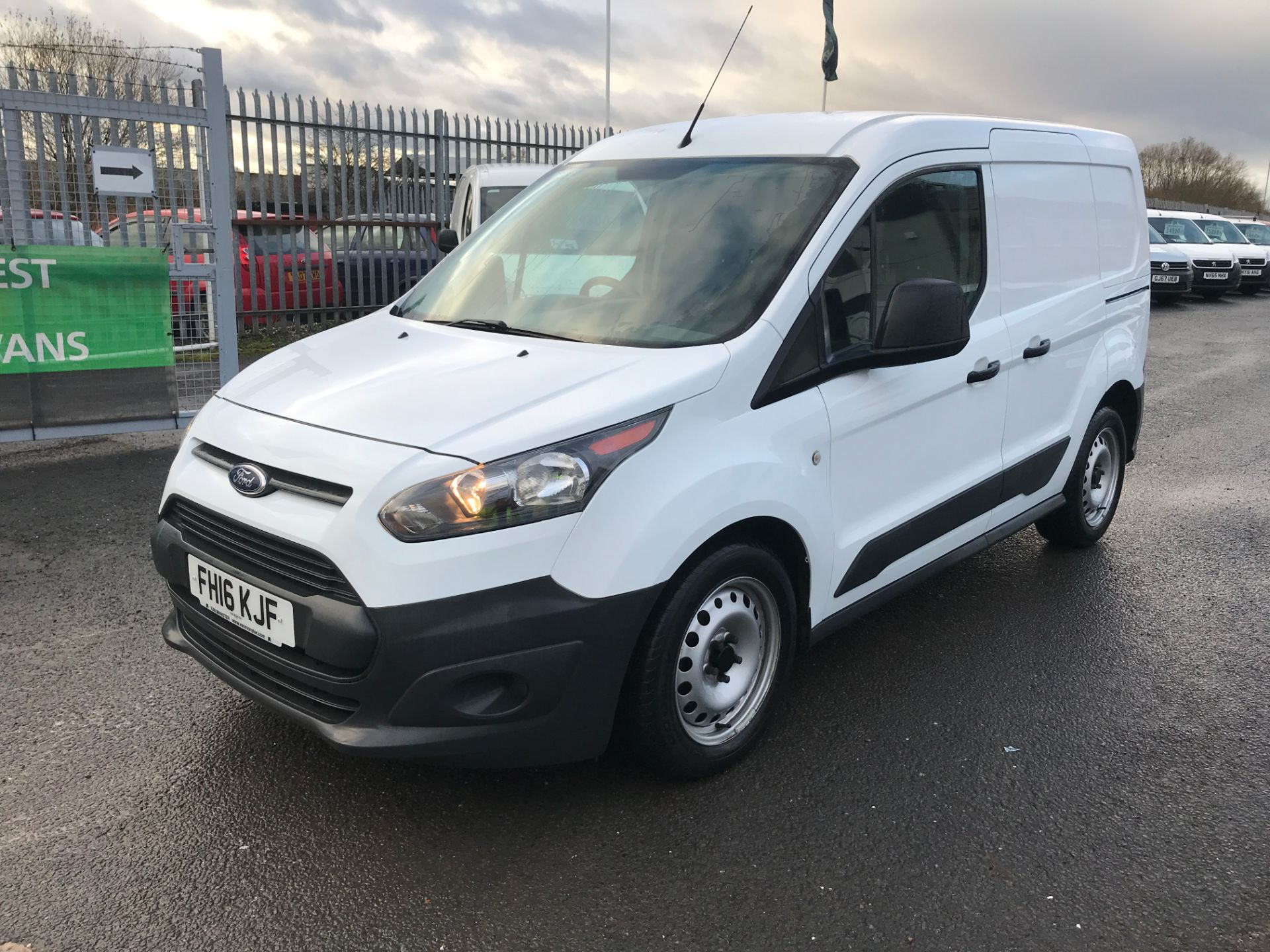 2016 Ford Transit Connect T220 L1 H1 1.5TDCI 75PS EURO 6 (FH16KJF) Image 13