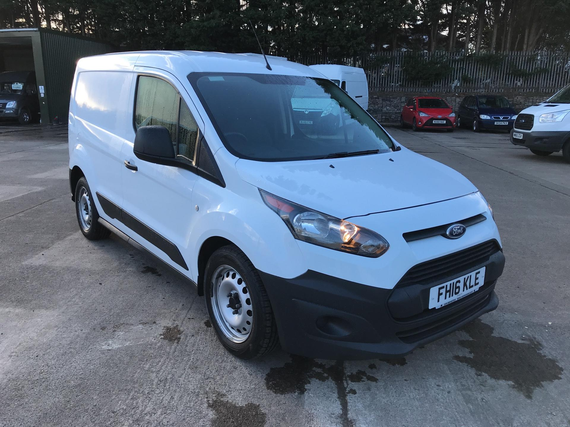 2016 Ford Transit Connect 220 L1 DIESEL 1.5 TDCI 75PS VAN EURO 6 (FH16KLE)