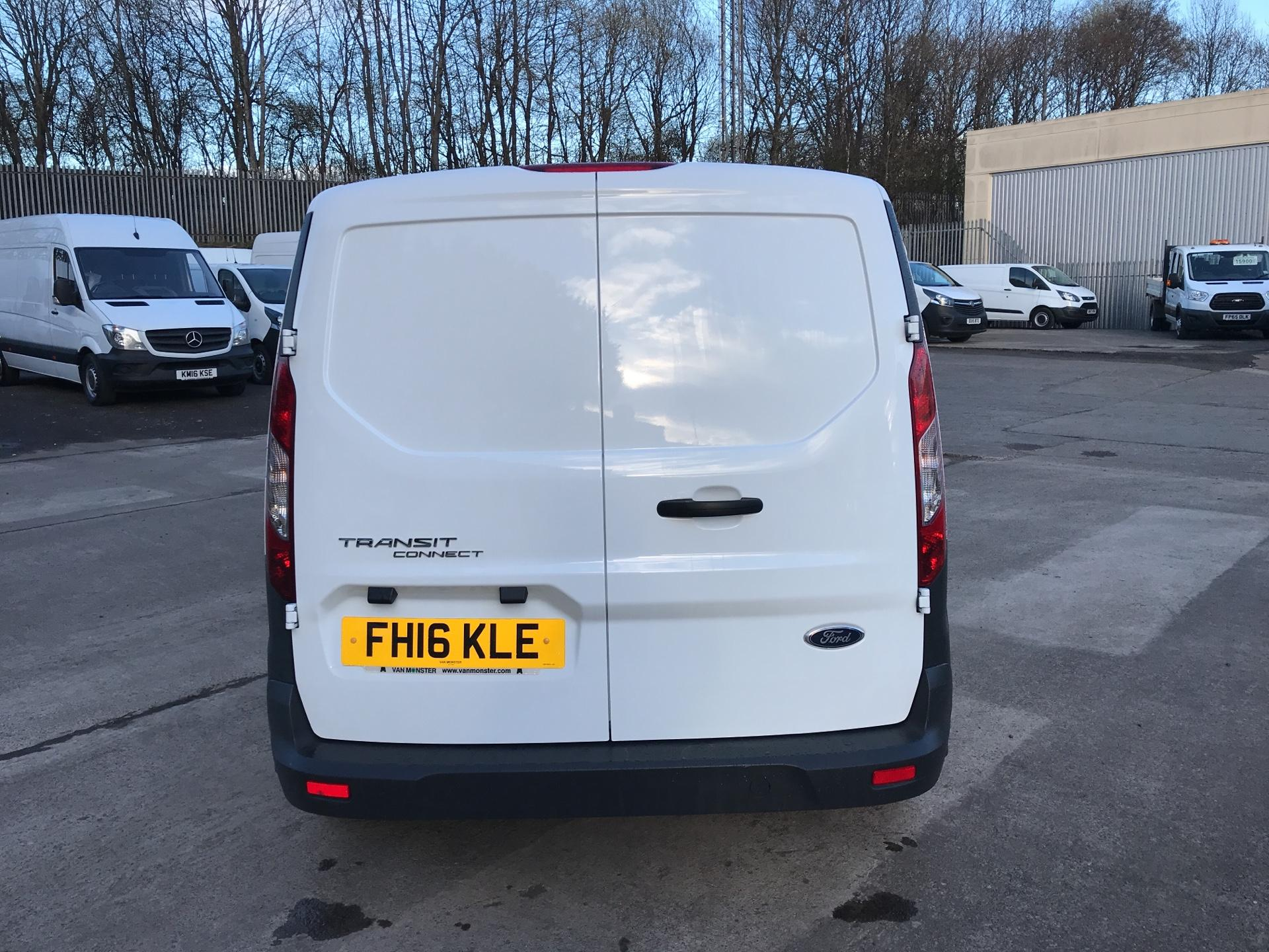 2016 Ford Transit Connect 220 L1 DIESEL 1.5 TDCI 75PS VAN EURO 6 (FH16KLE) Image 4
