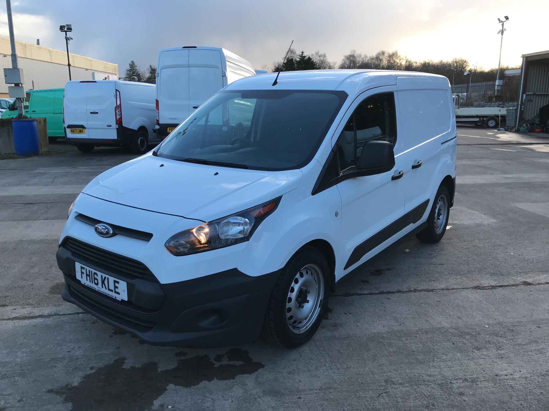2016 Ford Transit Connect 220 L1 DIESEL 1.5 TDCI 75PS VAN EURO 6 (FH16KLE) Image 7