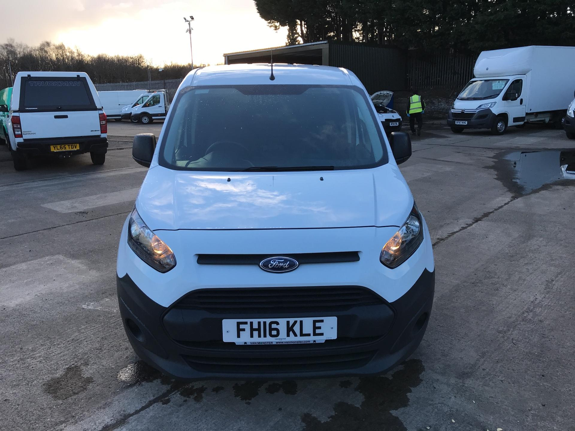 2016 Ford Transit Connect 220 L1 DIESEL 1.5 TDCI 75PS VAN EURO 6 (FH16KLE) Image 8