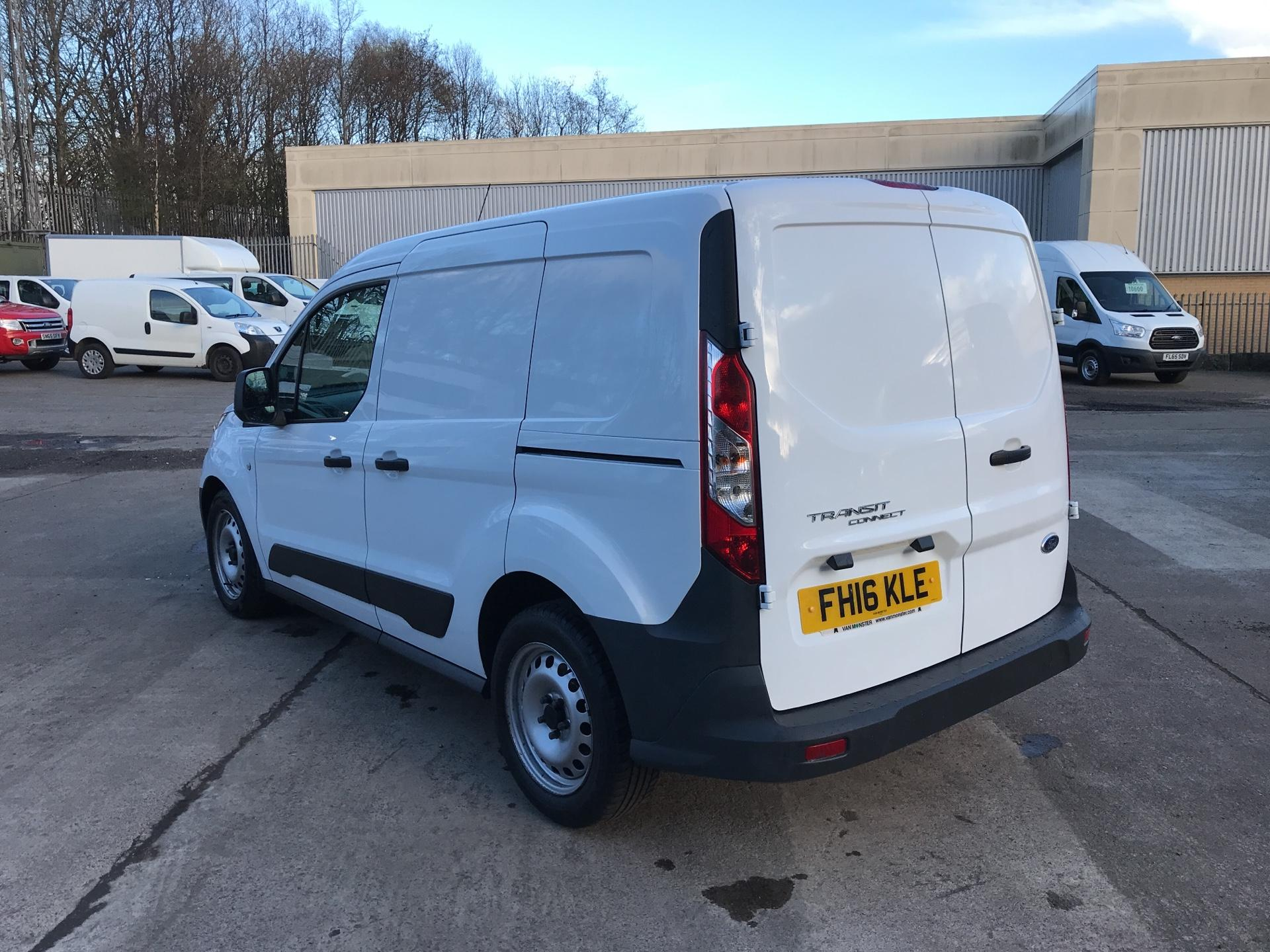 2016 Ford Transit Connect 220 L1 DIESEL 1.5 TDCI 75PS VAN EURO 6 (FH16KLE) Image 5
