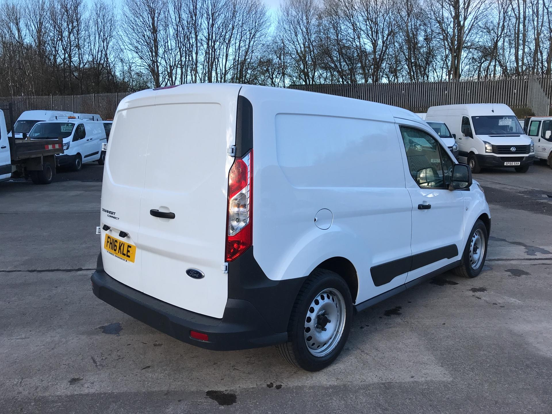 2016 Ford Transit Connect 220 L1 DIESEL 1.5 TDCI 75PS VAN EURO 6 (FH16KLE) Image 3