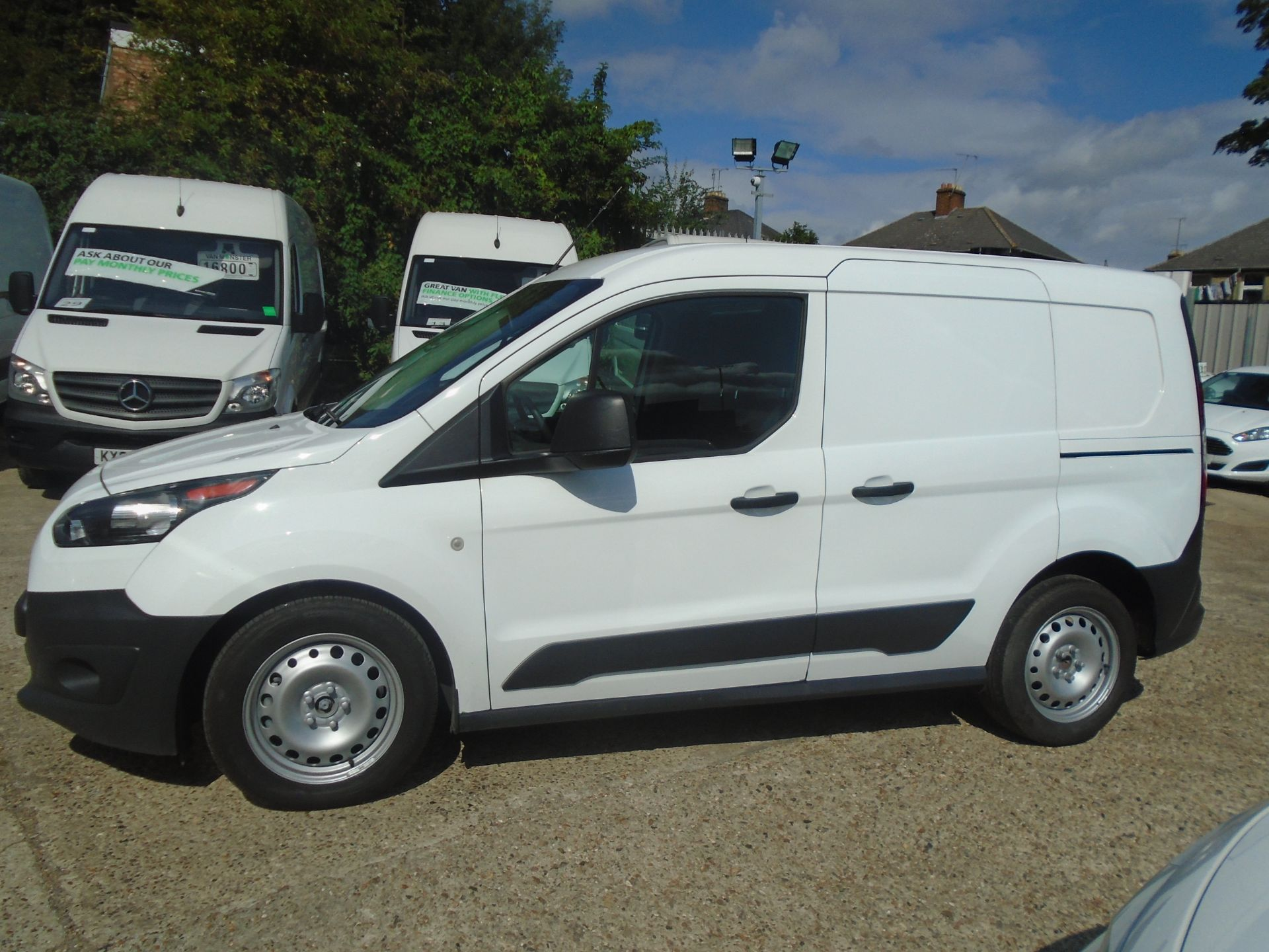 2016 Ford Transit Connect 1.5 Tdci 100Ps Econetic Van -LIMITED TO 70MPH (FH16KNG) Image 4