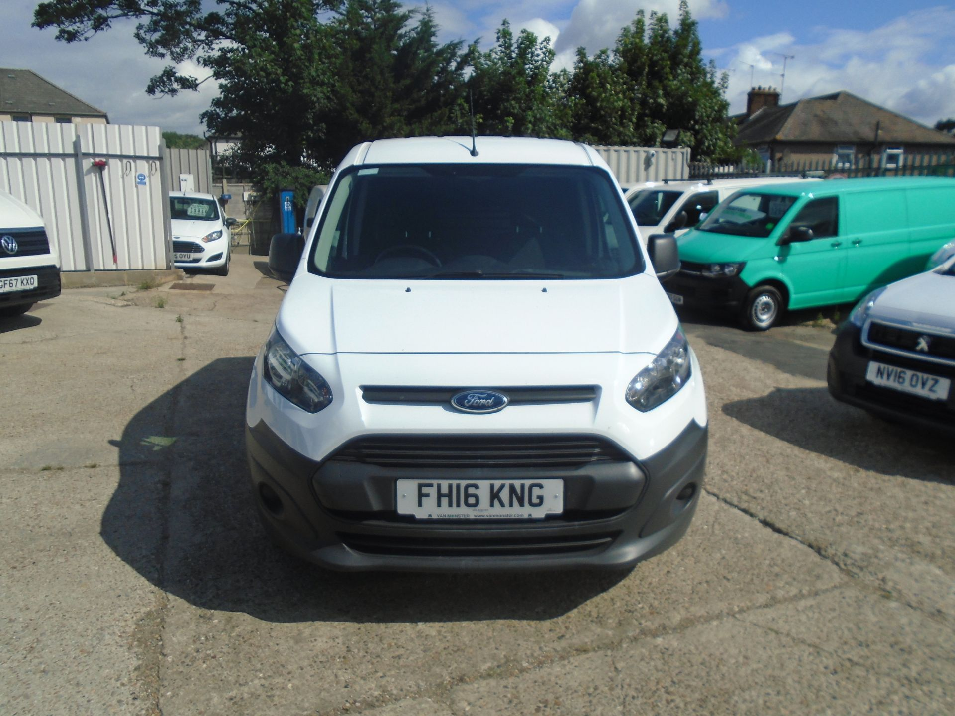 2016 Ford Transit Connect 1.5 Tdci 100Ps Econetic Van -LIMITED TO 70MPH (FH16KNG) Image 2