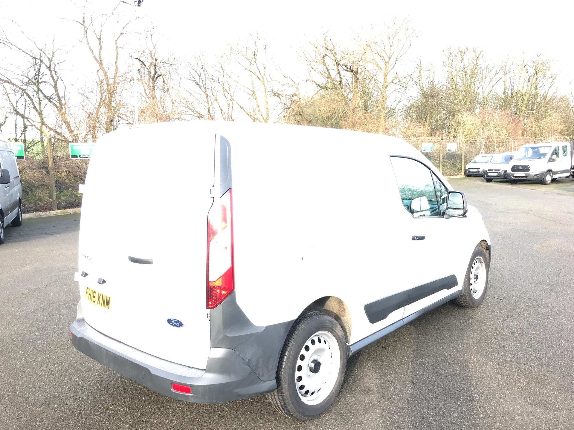 2016 Ford Transit Connect 220 L1 DIESEL 1.5 TDCi 75PS VAN EURO 6 EURO 6 (FH16KNM) Image 3