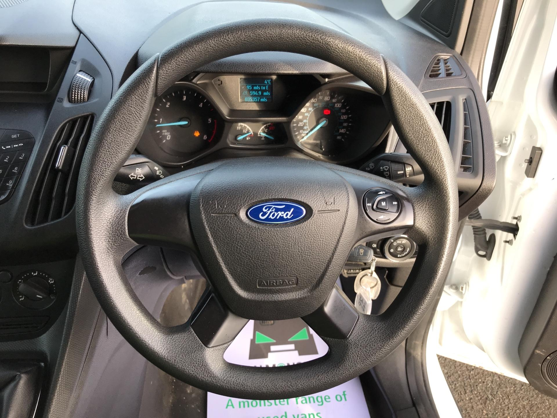 2016 Ford Transit Connect 220 L1 DIESEL 1.5 TDCi 75PS VAN EURO 6 EURO 6 (FH16KNM) Image 12