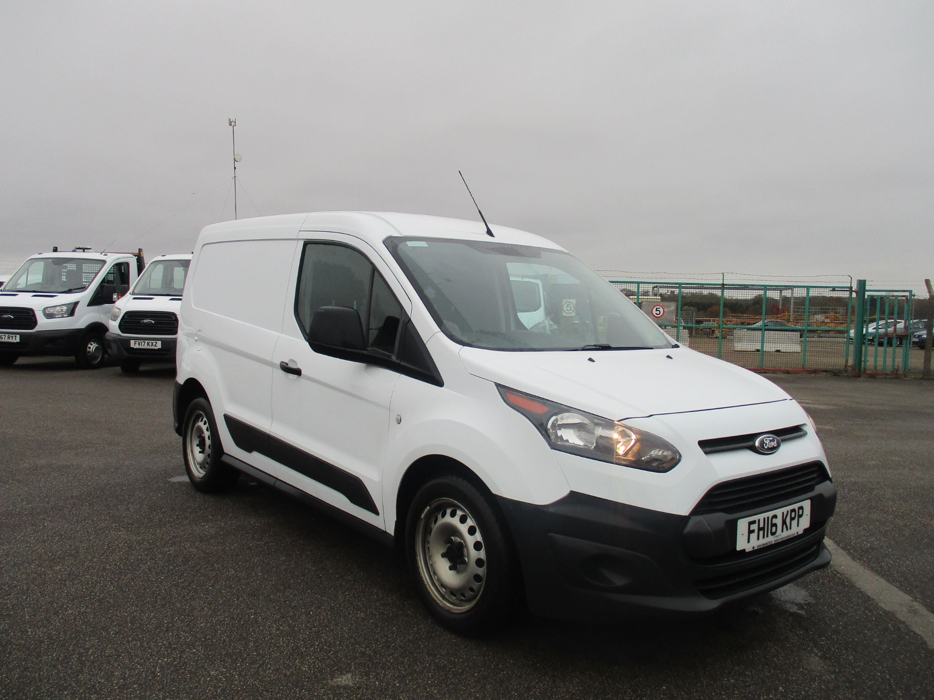 2016 Ford Transit Connect 220 L1 DIESEL 1.5 TDCI 75PS VAN EURO 6 (FH16KPP)