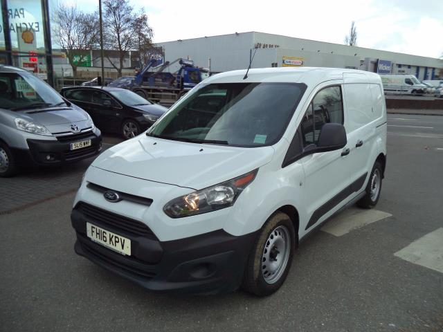 2016 Ford Transit Connect 1.5 Tdci 75Ps Van (FH16KPV)