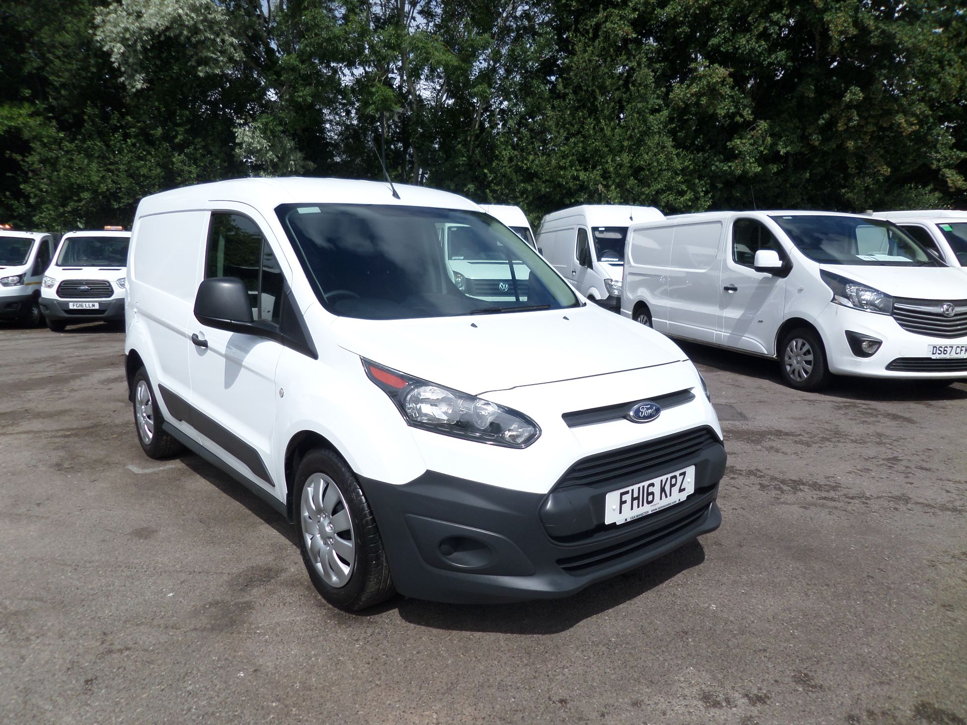 2016 Ford Transit Connect 1.5 Tdci 75Ps Van (FH16KPZ)