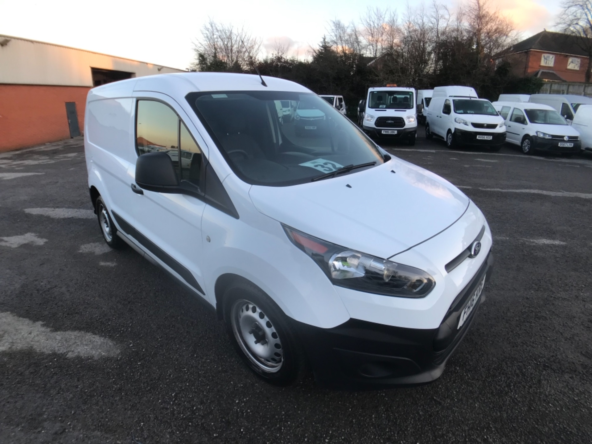 2016 Ford Transit Connect  220 L1 Diesel 1.5 TDCi 75PS Van EURO 6 (FH16KRE)