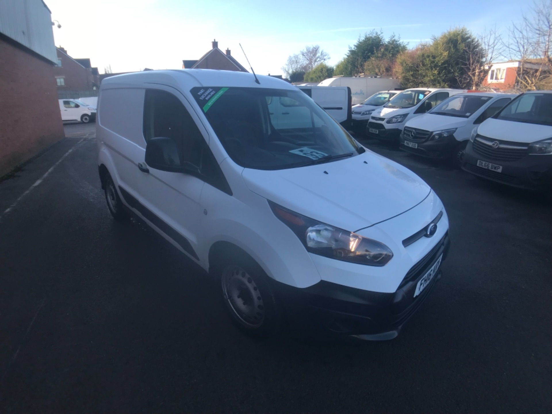 2016 Ford Transit Connect  220 L1 Diesel 1.5 TDCi 75PS Van EURO 6 (FH16KRN)