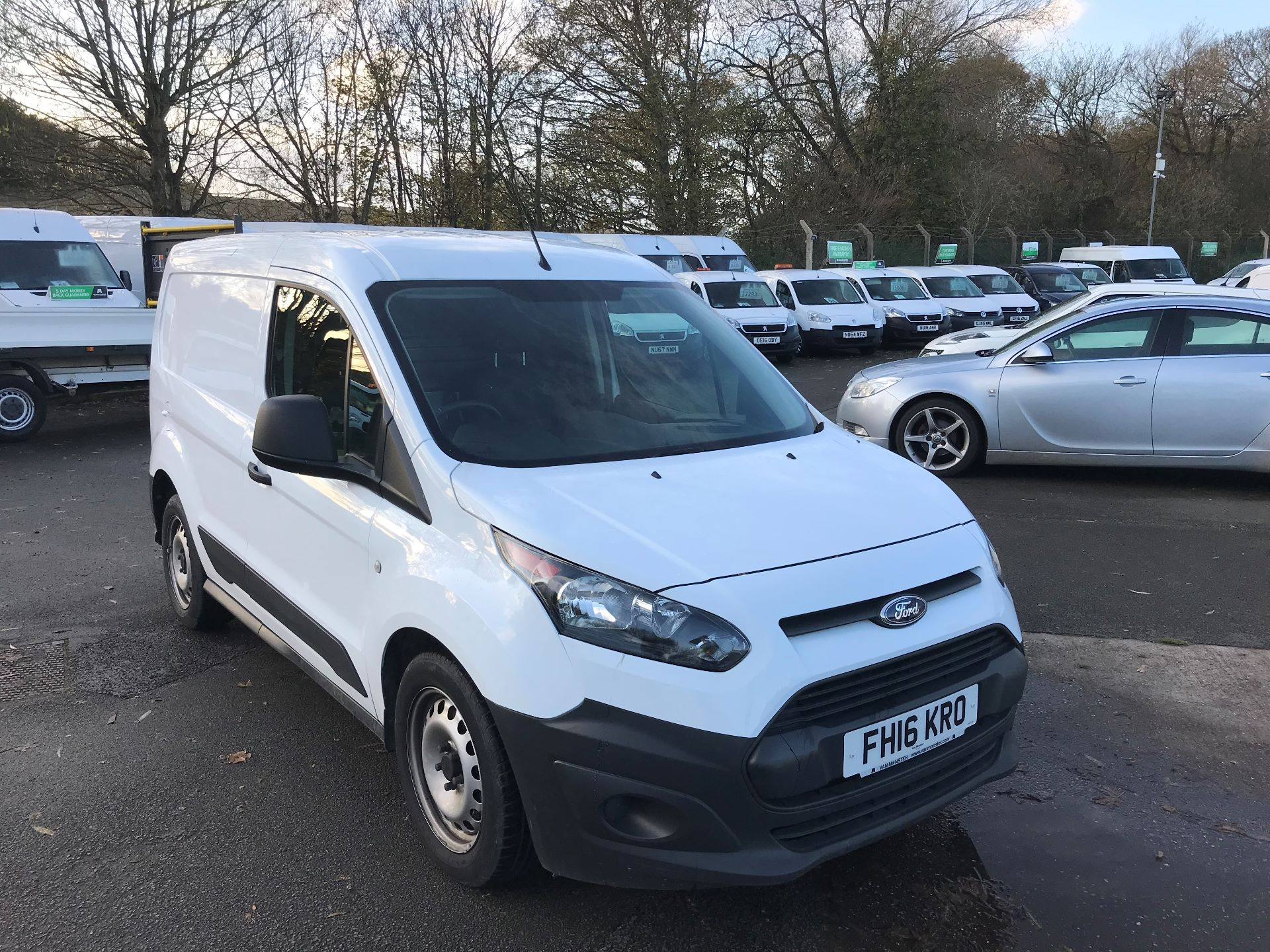 2016 Ford Transit Connect  220 L1 Diesel 1.5 TDCi 75PS Van EURO 6 (FH16KRO)