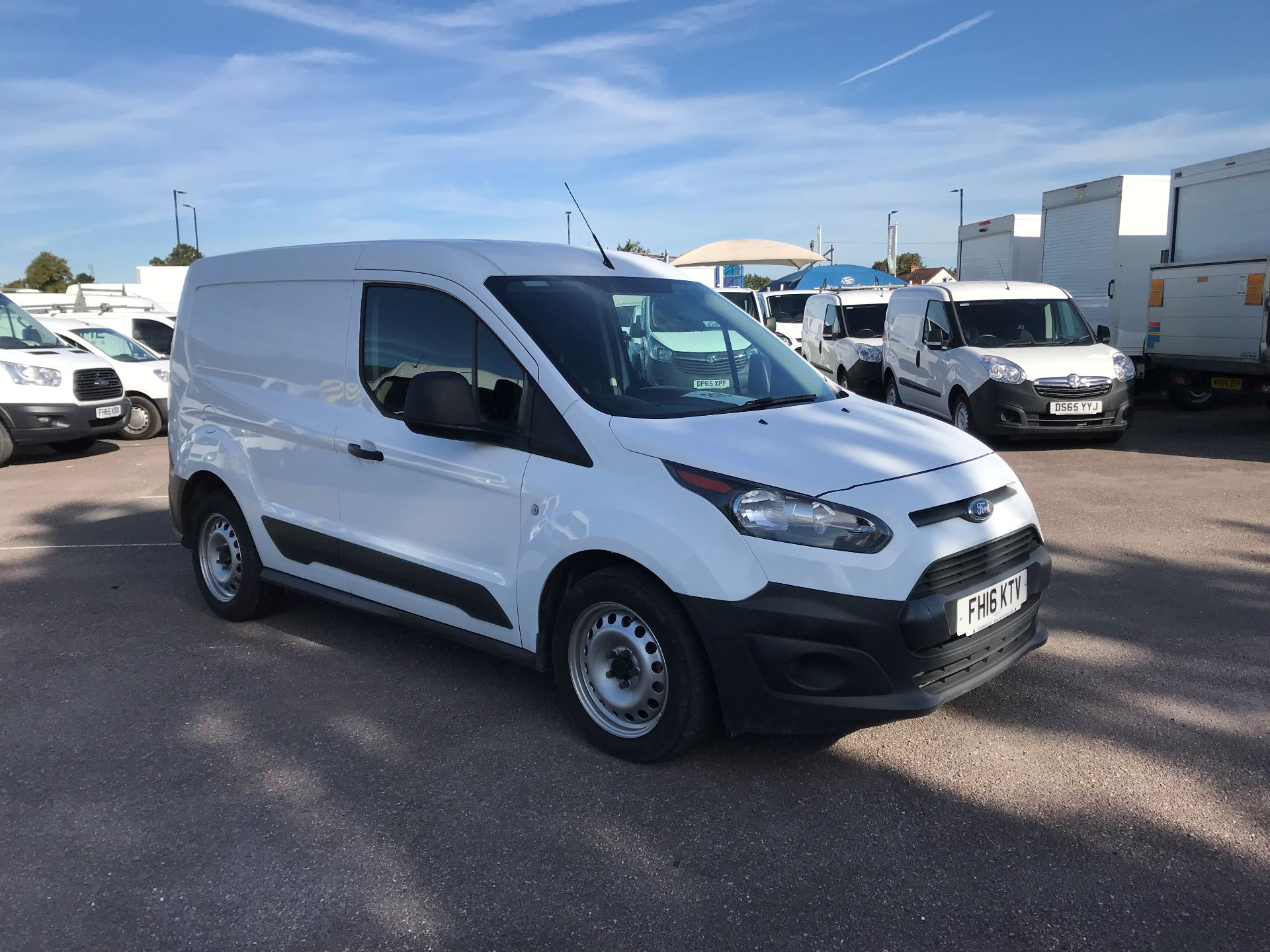 2016 Ford Transit Connect 220 L1 1.5 TDCI 75PS EURO 6 (FH16KTV)