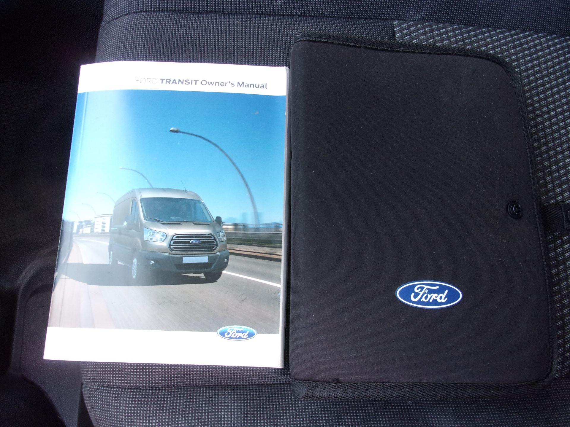 2017 Ford Transit 350 L3 H3 130PS VAN EURO 6 (FH17PWV) Image 23