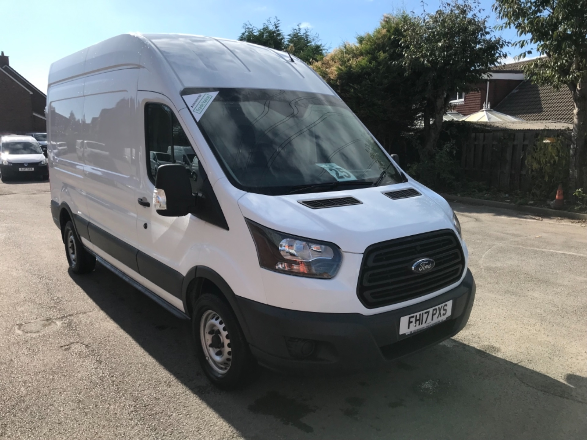 2017 Ford Transit T350 L3 H3 130PS EURO 6 (FH17PXS)