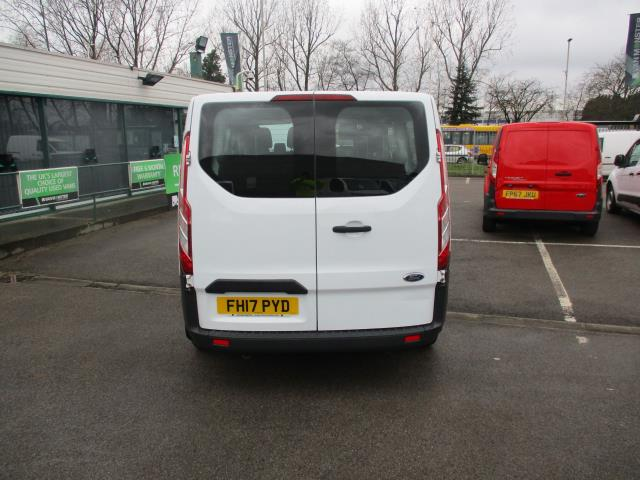 2017 Ford Transit Custom  310  L2  LOW ROOF  KOMBI 130PS EURO 6 (FH17PYD) Image 7