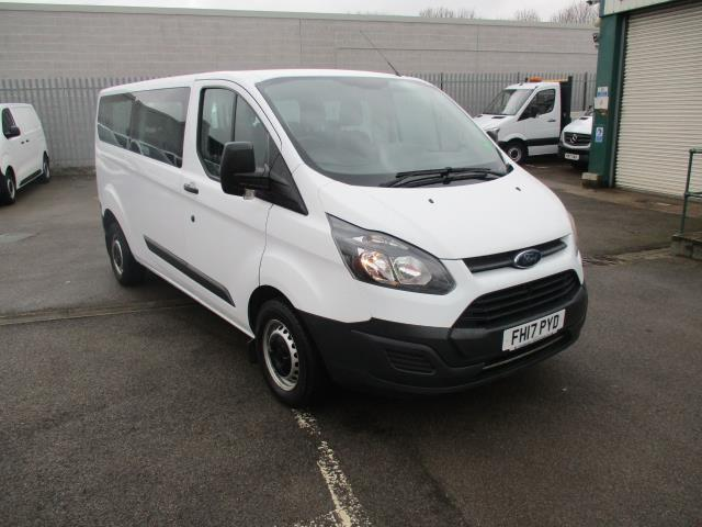 2017 Ford Transit Custom  310  L2  LOW ROOF  KOMBI 130PS EURO 6 (FH17PYD) Image 1
