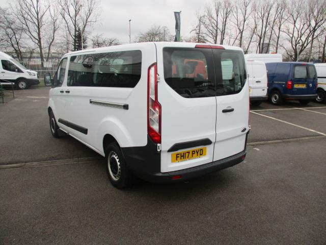 2017 Ford Transit Custom  310  L2  LOW ROOF  KOMBI 130PS EURO 6 (FH17PYD) Image 6