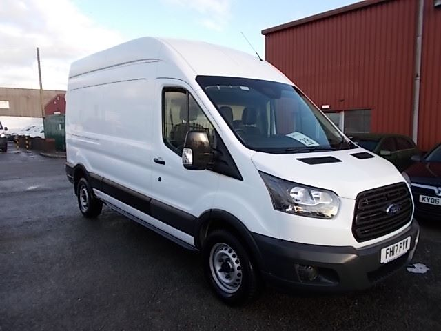 2017 Ford Transit L3 H3 VAN 130PS EURO 6 (FH17PYW)