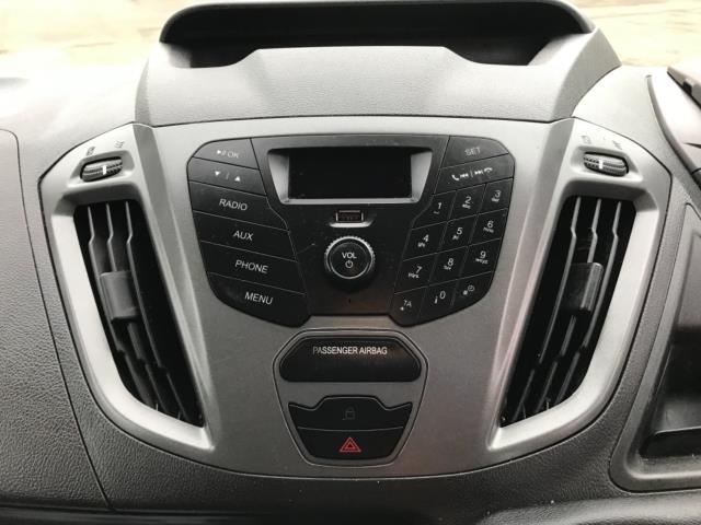 2017 Ford Transit Custom 2.0 Tdci 130Ps Low Roof Kombi Van 9 seater Euro 6 NO VAT (FH17PZA) Image 23