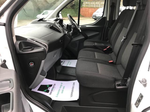 2017 Ford Transit Custom 2.0 Tdci 130Ps Low Roof Kombi Van 9 seater Euro 6 NO VAT (FH17PZA) Image 29