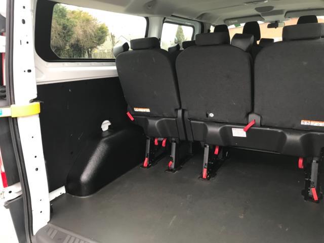 2017 Ford Transit Custom 2.0 Tdci 130Ps Low Roof Kombi Van 9 seater Euro 6 NO VAT (FH17PZA) Image 35
