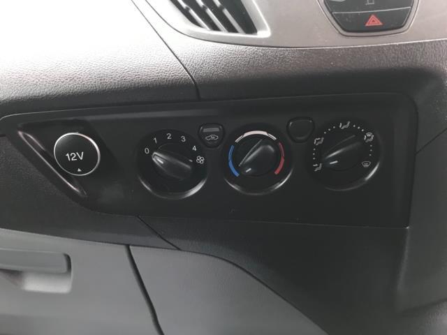 2017 Ford Transit Custom 2.0 Tdci 130Ps Low Roof Kombi Van 9 seater Euro 6 NO VAT (FH17PZA) Image 24