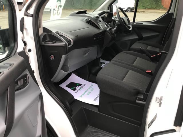 2017 Ford Transit Custom 2.0 Tdci 130Ps Low Roof Kombi Van 9 seater Euro 6 NO VAT (FH17PZA) Image 27