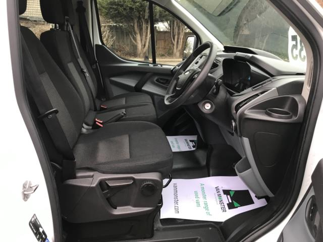 2017 Ford Transit Custom 2.0 Tdci 130Ps Low Roof Kombi Van 9 seater Euro 6 NO VAT (FH17PZA) Image 12
