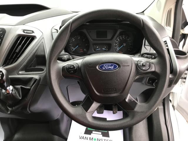 2017 Ford Transit Custom 2.0 Tdci 130Ps Low Roof Kombi Van 9 seater Euro 6 NO VAT (FH17PZA) Image 14
