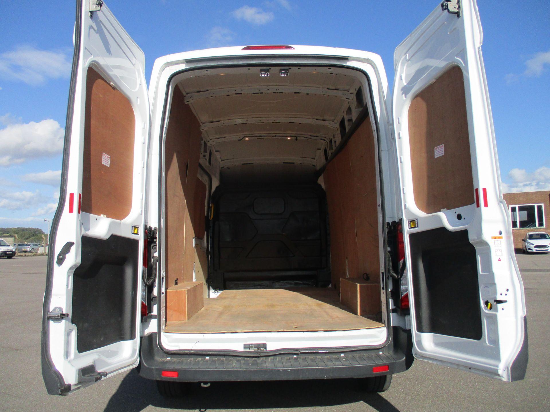 2017 Ford Transit L3 H3 VAN 130PS EURO 6 (FH17PZW) Image 10