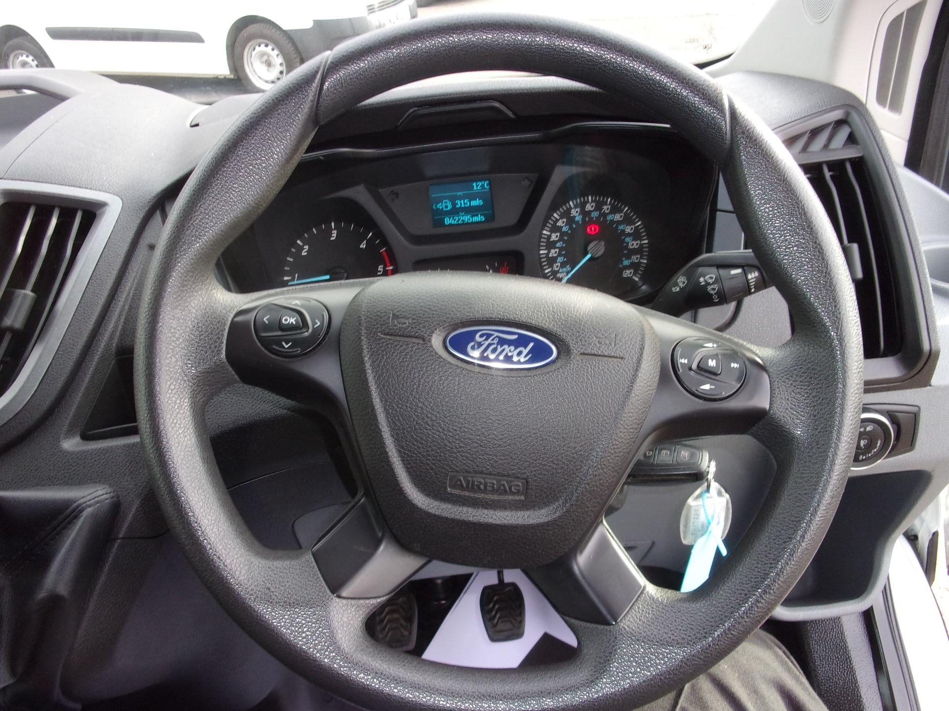 2017 Ford Transit 350 L3 H3 130PS VAN EURO 6 (FH17RAX) Image 7