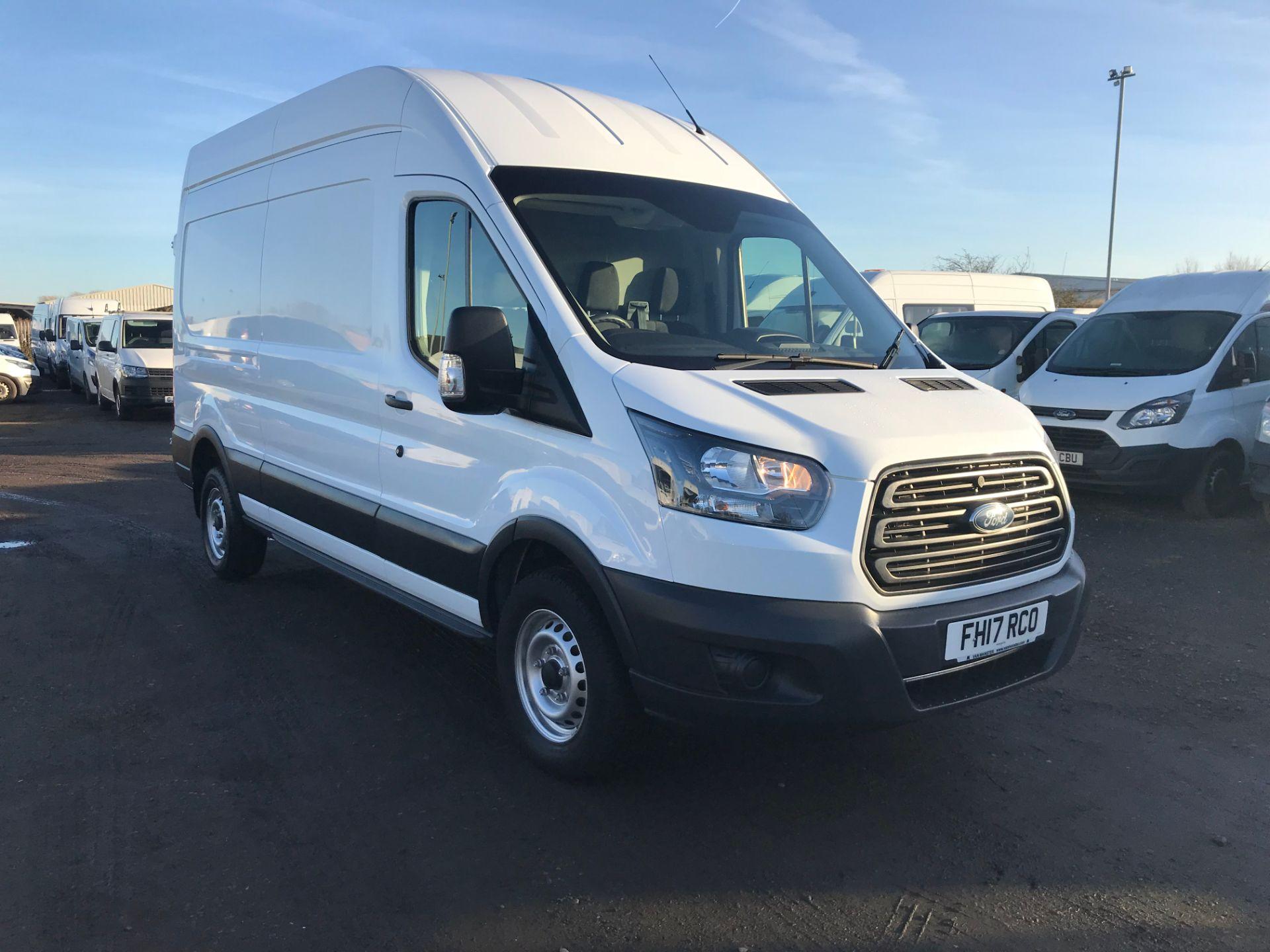 2017 Ford Transit 2.0 Tdci 130Ps H3 Van (FH17RCO)