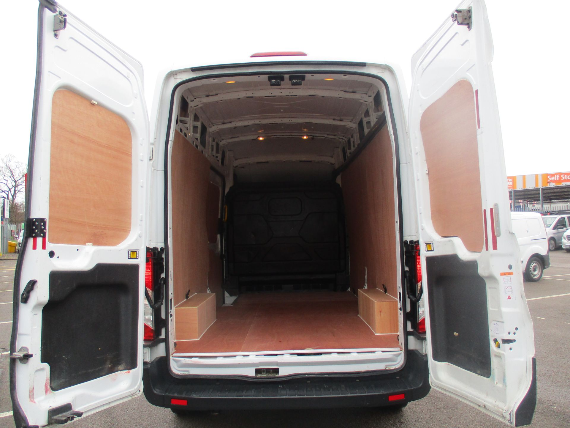 2017 Ford Transit L3 H3 VAN 130PS EURO 6 (FH17RFO) Image 12