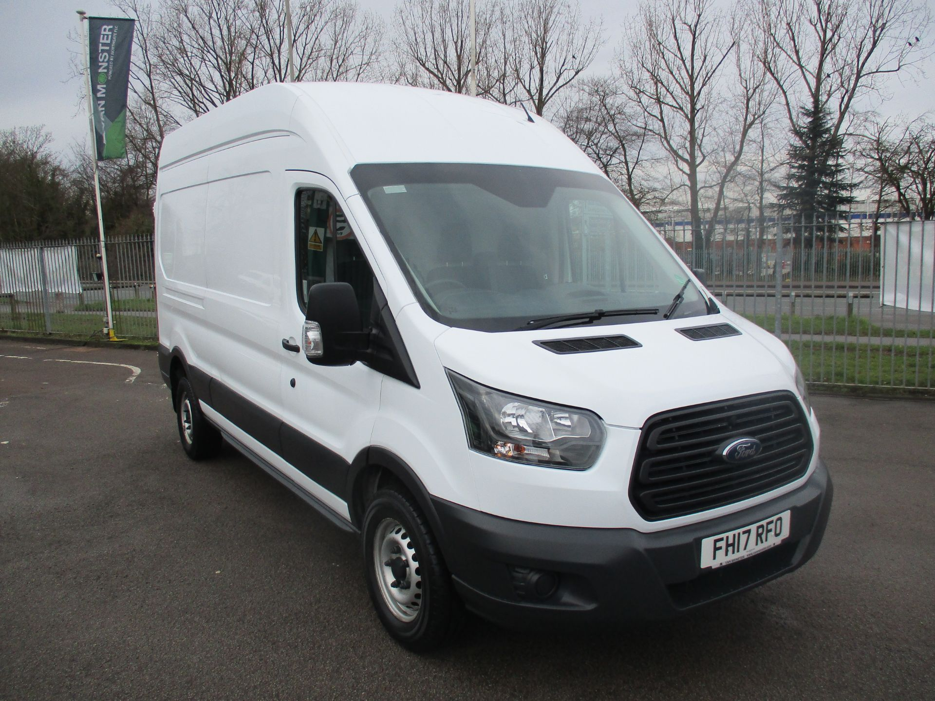 2017 Ford Transit L3 H3 VAN 130PS EURO 6 (FH17RFO)