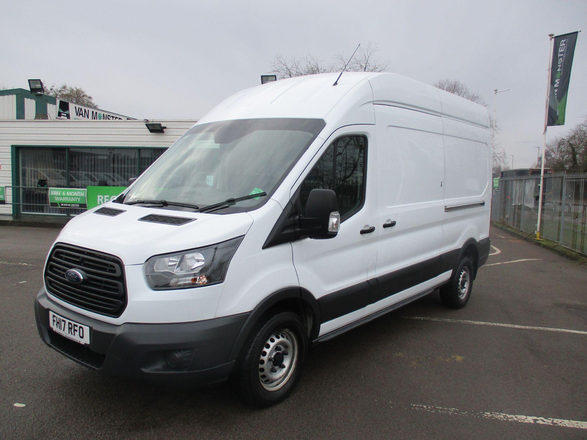 2017 Ford Transit L3 H3 VAN 130PS EURO 6 (FH17RFO) Image 3